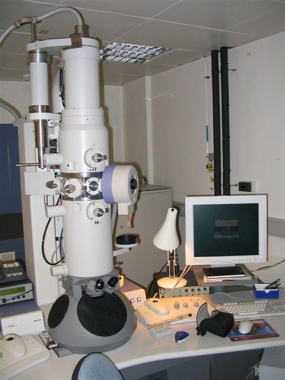 یک میکروسکوپ الکترونی مدرن