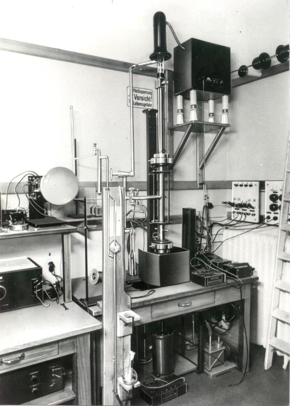 اولین میکروسکوپ الکترونی روبشی