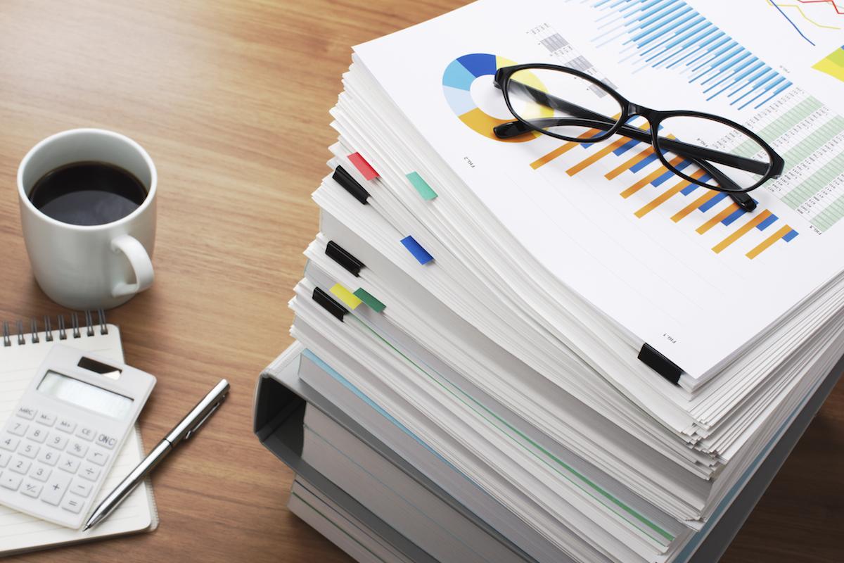 در مرحله چهارم مقاله نویسی، اطلاعات گردآوری شده را طبقه بندی کنید.