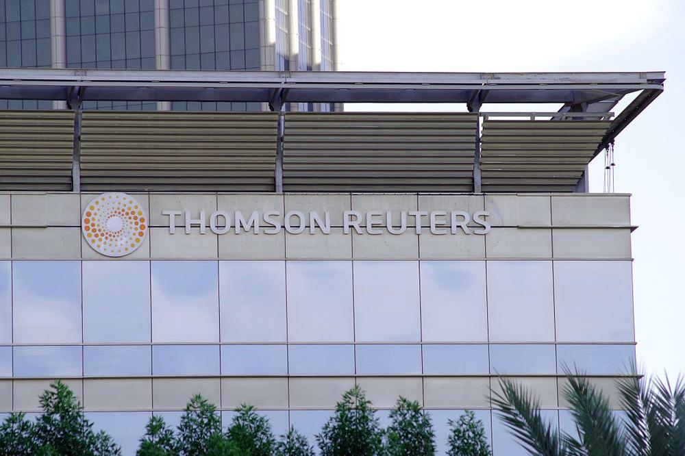 شرکت تامسون رویترز