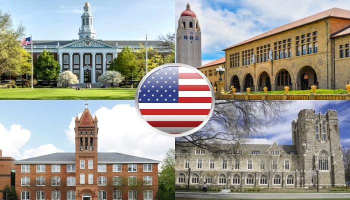بهترین دانشگاههای آمریکا